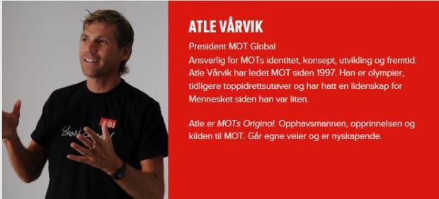 Atle Vårvik - MOT