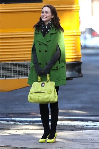 gult og grønt