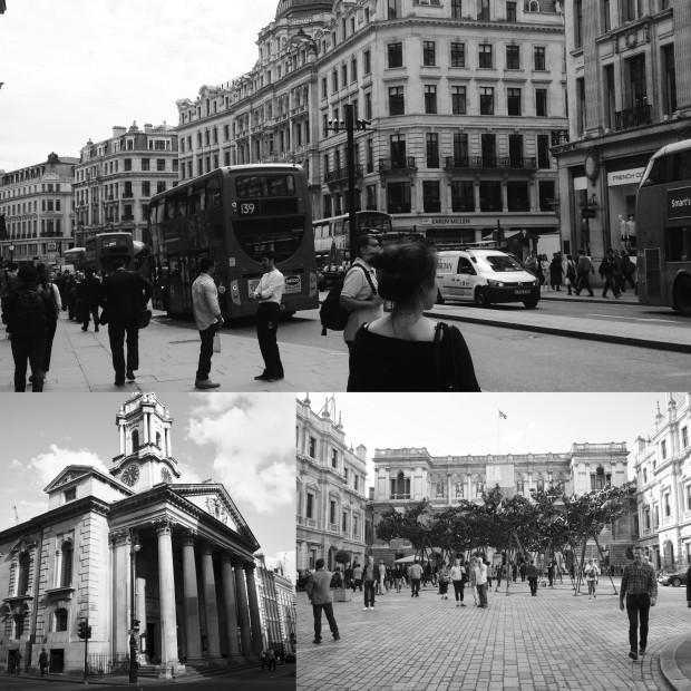 London - kortur2