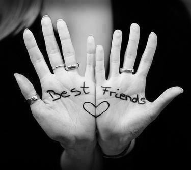 best-friends-forever-on-hand-graphic